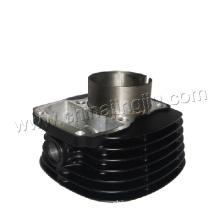 Motorcycle Cylinder Block (CG150) - Circular Fin with A Cut