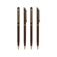 Thin Elegant Metal Roller Pen Artículo de papelería regalo
