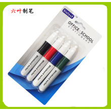 4pk Whiteboard Marker Pen, Stationery, Dry Erase Markers, SL-403