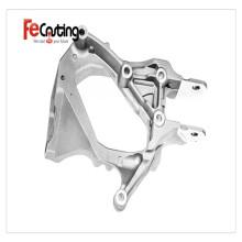 Colada de inversión OEM para piezas metálicas en acero al carbono / aluminio