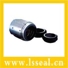 Sello mecánico doble del recipiente equilibrado (HF206) con muelles múltiples