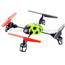 Wl toys v929 2.4G 4ch 3D grand flyer de copte de quad (4 ufo de lame)