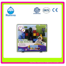 3D Animal Shaped Crayons for Kids