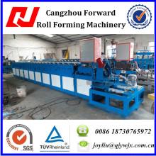Rollo de marco de puerta de acero QJ que forma la máquina / marco de puerta de metal que hace la máquina