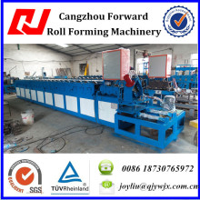 QJ Steel door frame roll forming machine / metal door frame making machine
