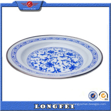 Best Selling Products 16-26cm Cheap China Enamel Dish