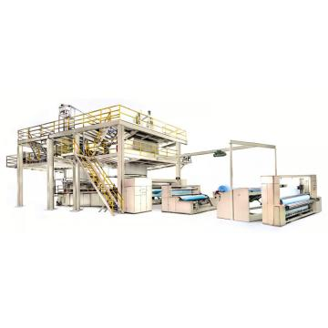 SMS PP Non woven Fabric Making Machine
