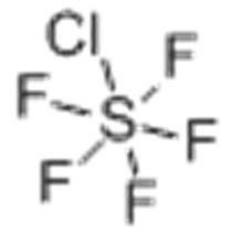 SULPHUR CHLOROPENTAFLUORIDE CAS 13780-57-9