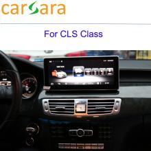 2 + 16G GPS multimediasystem för Mercedes CLS
