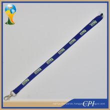 Heat Transfer Blue Custom Lanyard Neck Strap
