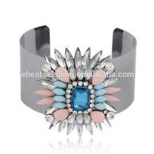Bracelete barato da senhora da gema do bracelete da alta qualidade