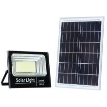 Солнечный приведенный в действие тонкий IP65 водонепроницаемый наружный прожектор