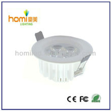 quality ceiling light white print aluminum