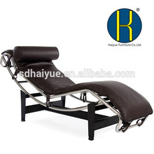 Le Corbusier furniture replica Corbusier LC4 chaise lounge chair