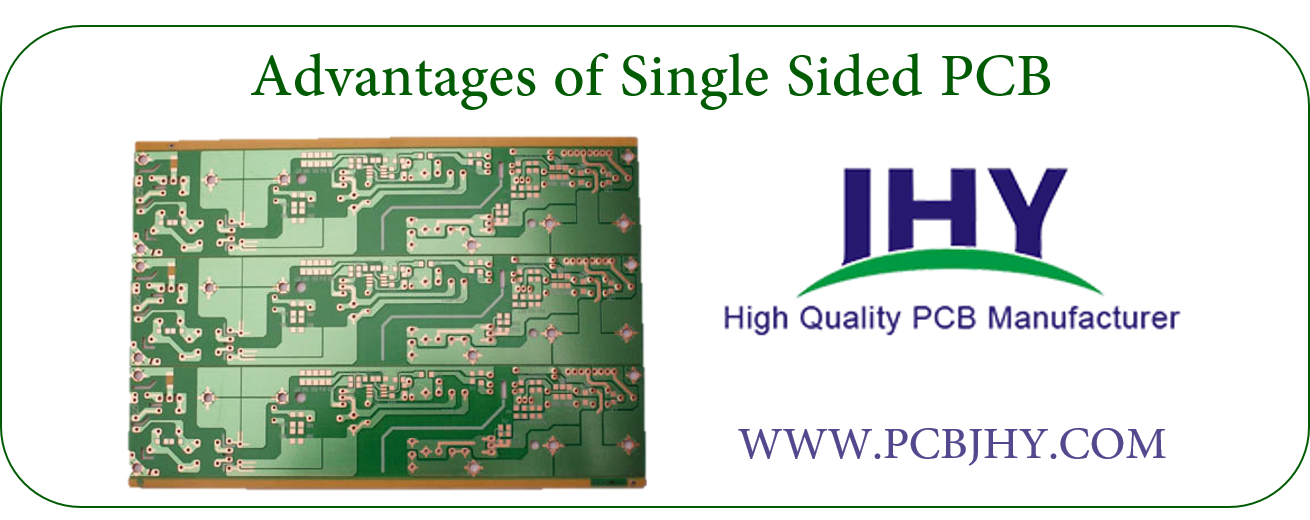 Advantages of Single Sided PCB | JHYPCB