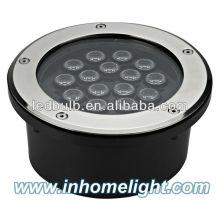 Мощный 15W подземный светодиодный светильник
