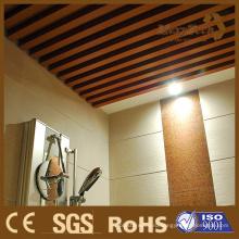 Экономически эффективным, гидроизоляция, WPC потолок для ванной комнаты.