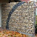Hot mencelupkan Galvanized Welded Gabion Box