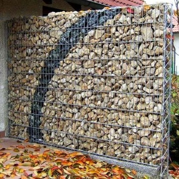 Gabion Peti Dikimpal Galvanized Hot Dipped