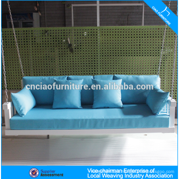 Outdoor Furniture Aluminum Hanging Swing Bed