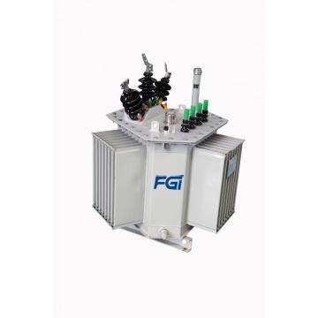 Ölfreie 3D-Kerntransformatoren