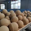 Abrasive alumina ball for ceramics in grinding machine