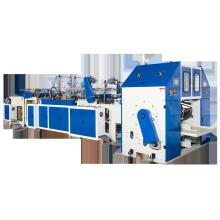 Hot-sealing Hot-cutting Automatic Side Bag Making Machine
