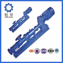 G type centrifugal electric single-screw pump