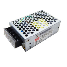 15W to 150W MEANWELL RS series 25W 15vdc smps with UL CE RS-25-15