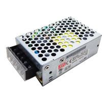 15W a 150W MEANWELL RS série 25W 15vdc smps com UL CE RS-25-15