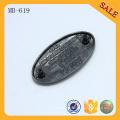 MB619 Großhandelsart und weisemetallzusatz-kundenspezifische Handtaschen-Hardware