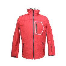 Custom high quality waterproof jacket softshell