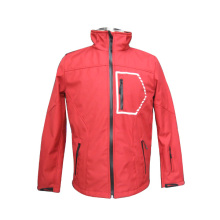 Custom high quality waterproof jacket softshell