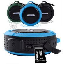 Оптовая Беспроводной Портативный Bluetooth Динамик С6 Водонепроницаемый