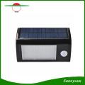 28 LED Triangle Solar LED Wall Lamp