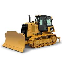 Bulldozer CAT D6K pour Mineral Yard