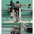 9 needle 15 head high speed flat computerized embroidery machine