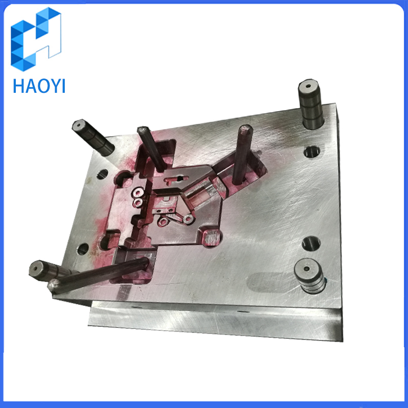 Engine fittings Molding Plastic injection tool