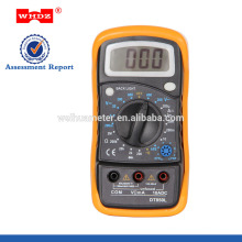 Multímetro digital DT850L / DT830L con retroiluminación
