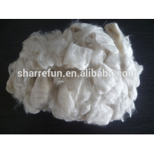 Wholesale Chinese White Mulberry Silk Cut Tops A1 30-48mm