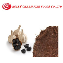 2016 hot sale purely natural anti-aging black garlic powder