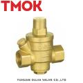 brass water pressure reducing valve