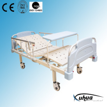 Two Functions Motorized Hospital Ward Bed (XH-15)