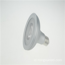 LED putih keren PAR30 Dimmable Aluminium Plastic Light