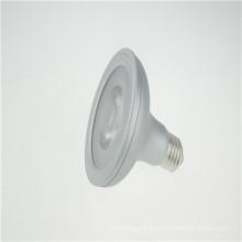 Холодный белый СИД par30 Затемняемый алюминий пластик свет