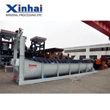 Classificador de mineração mineral de processamento mineral de minério de alta eficiência, concentrador espiral de mineração