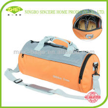 2014 Hot sale high quality weekend travel bag with shoes compartment