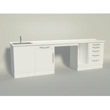 """Fire"" Series (2.5Meter B) Combinational Cabinet"