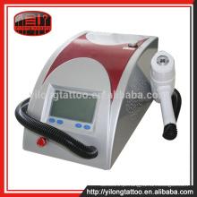 Fábrica de venda direta da China melhor máquina de remoção de tatuagem a laser