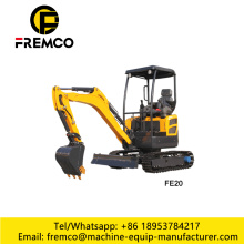 FE20 Small Excavator  with High Efficiency